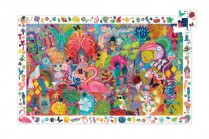 Observation Puzzle- Rio Carnaval