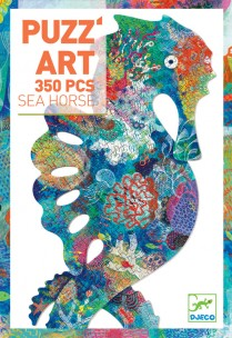 Art Puzzle - Sea Horse 350pc