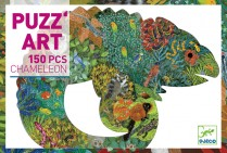 Art Puzzle Chameleon 150pc