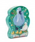 Silhouette Puzzle The Ugly Duckling 24pc