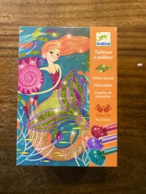Djeco mermaid craft