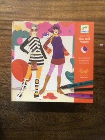 Djeco Fashion designer kit