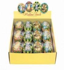Tin Easter Eggs