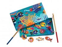 Magnetic Graphic Fishing Set