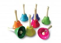Rainbow Musical Hand Bells