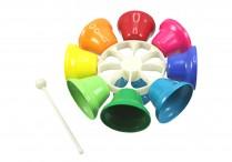 Rainbow Spinning Bells