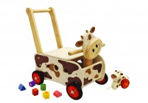 Walk and Ride Cow Sorter Wooden