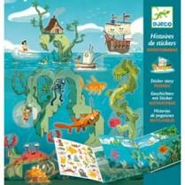 Adventures at Sea Stickers Set