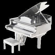 Metal Earth Grand Piano model kit