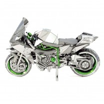 Metal Earth Kawasaki Ninja H2 R model kit