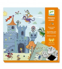 Stories to be Created craft kit