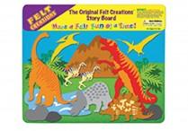Felt Creations - Dinosaurs