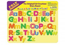 Felt Creations - Alphabet