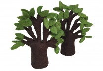PV Baobab Tree Set
