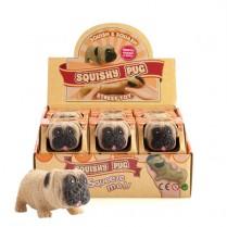 Squishy Pug Dog