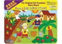 Felt Creations - Garden