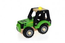 WoodenTractor