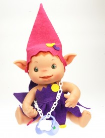 Elf Doll Marshmallow
