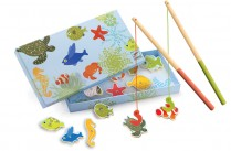 Magnetic Fishing Set - Tropical