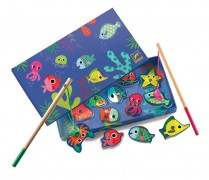 Magnetic Fishing Set - Colour