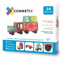 Connectix Tiles - 24 piece set