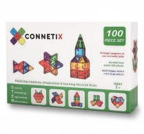 Connectix Tiles - 100 piece set