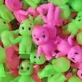 Neon Coloured Kewpies
