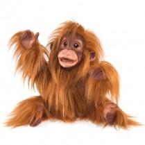 Baby Orangutan Puppet