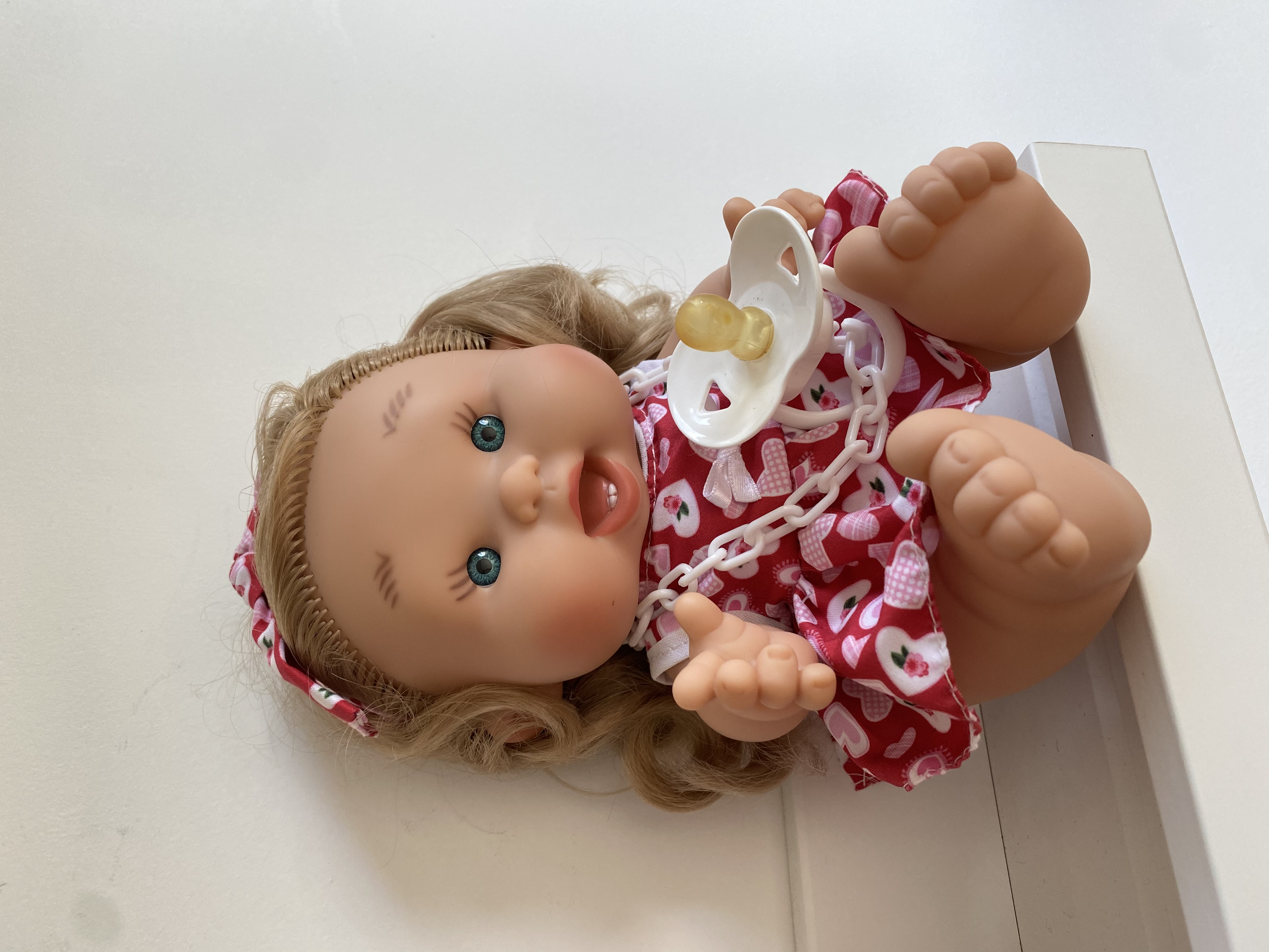Cute little Kristy doll from spain