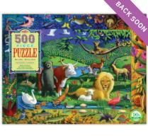 Peaceable Kingdom 500pc Puzzle