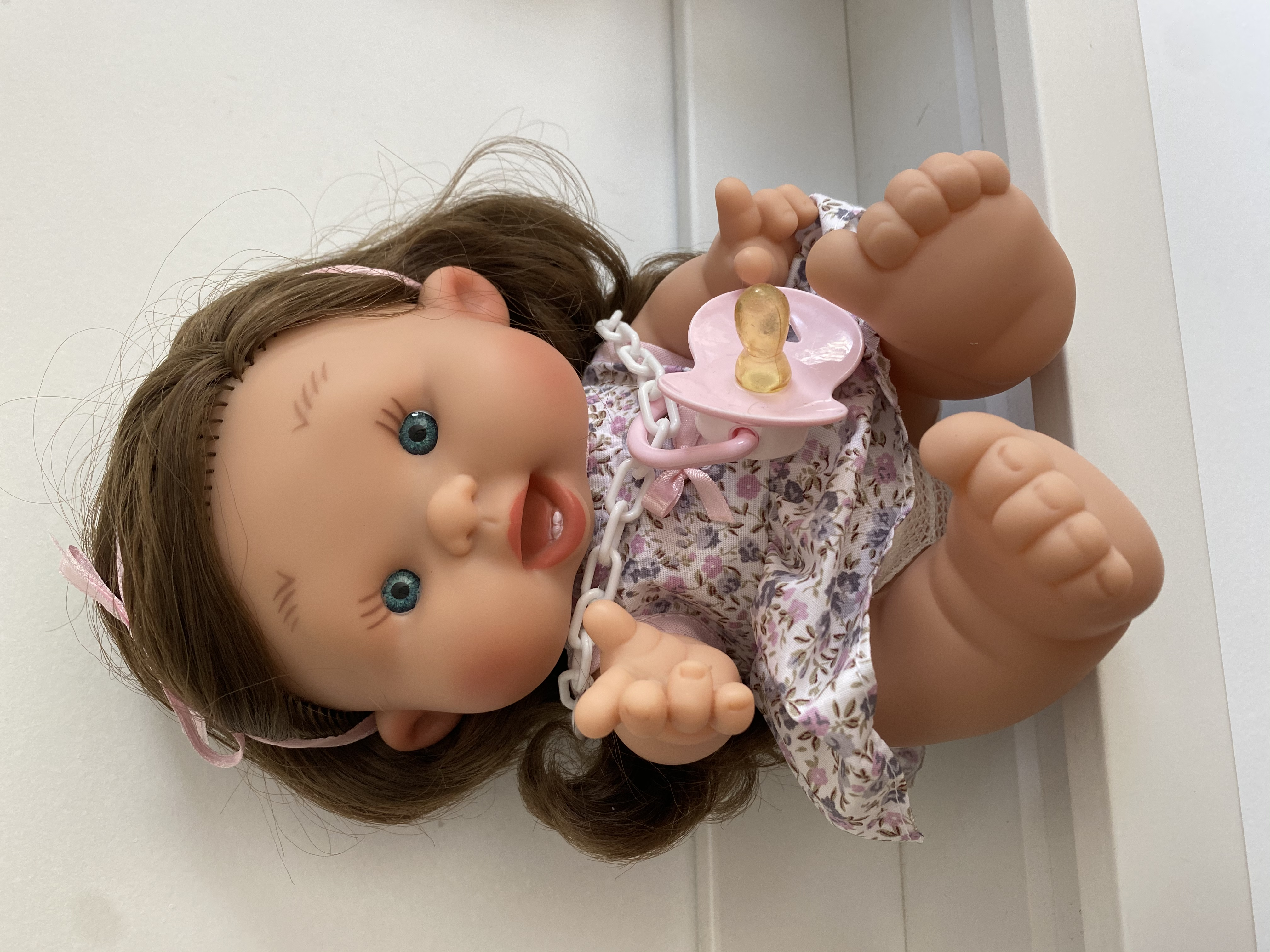 Beautiful little Alice doll from Spain