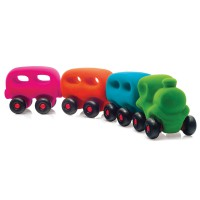 Rubbabu Train with magnetic coaches