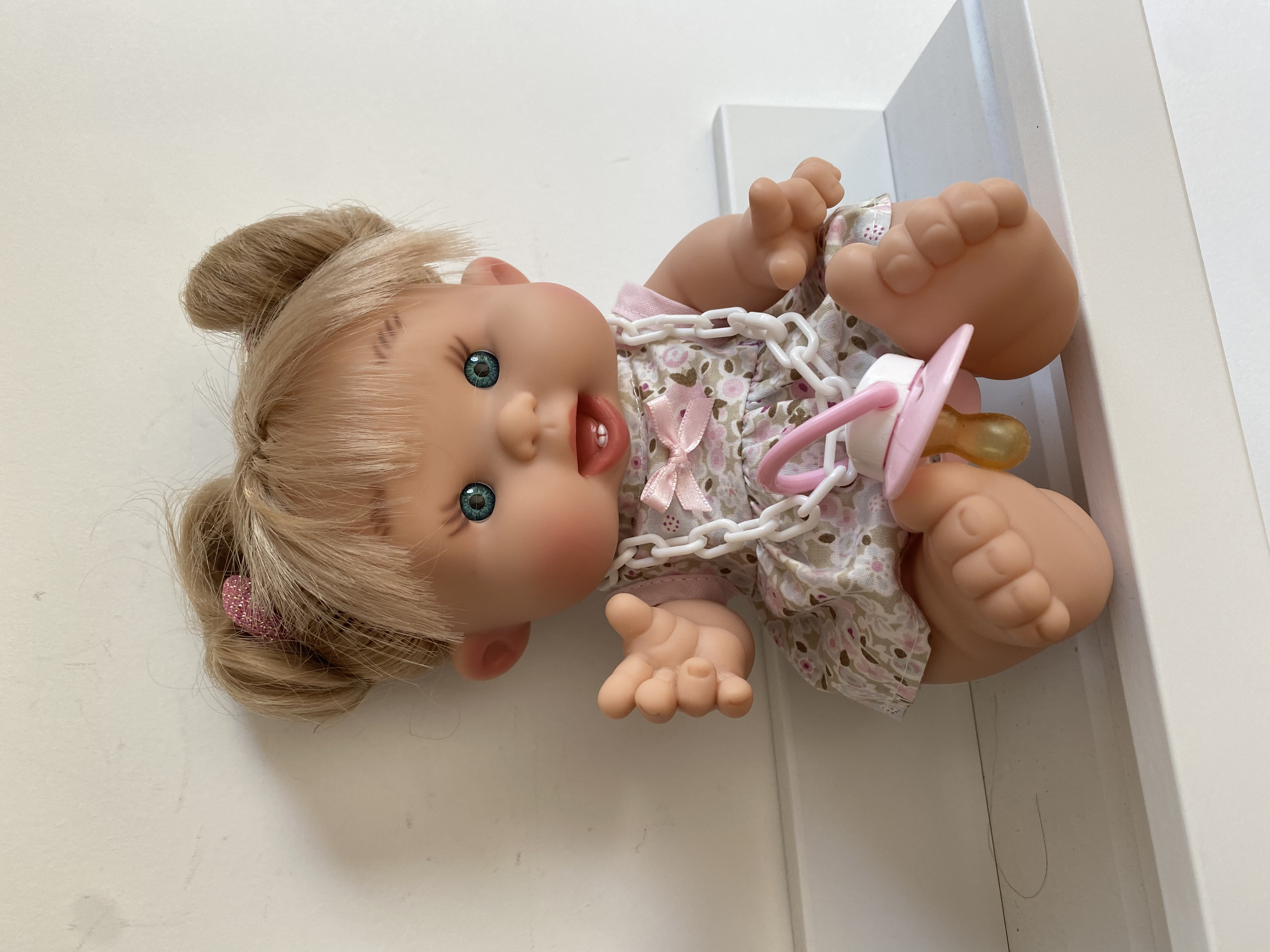 Beautiful little Elsie doll from spain