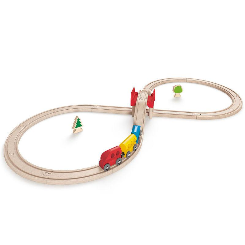 Hape Figure 8 Train Set