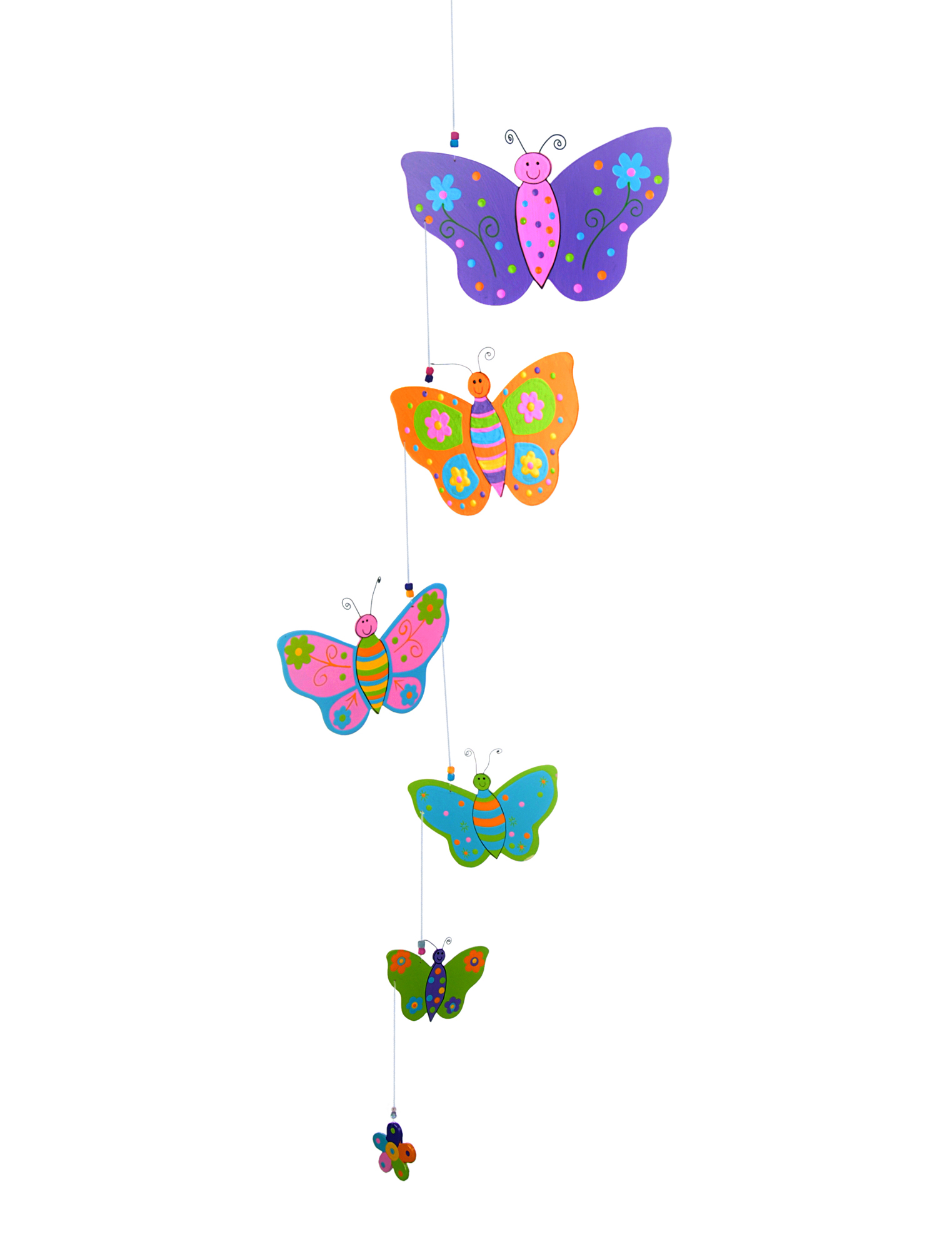 Mobile 5 Butterfly