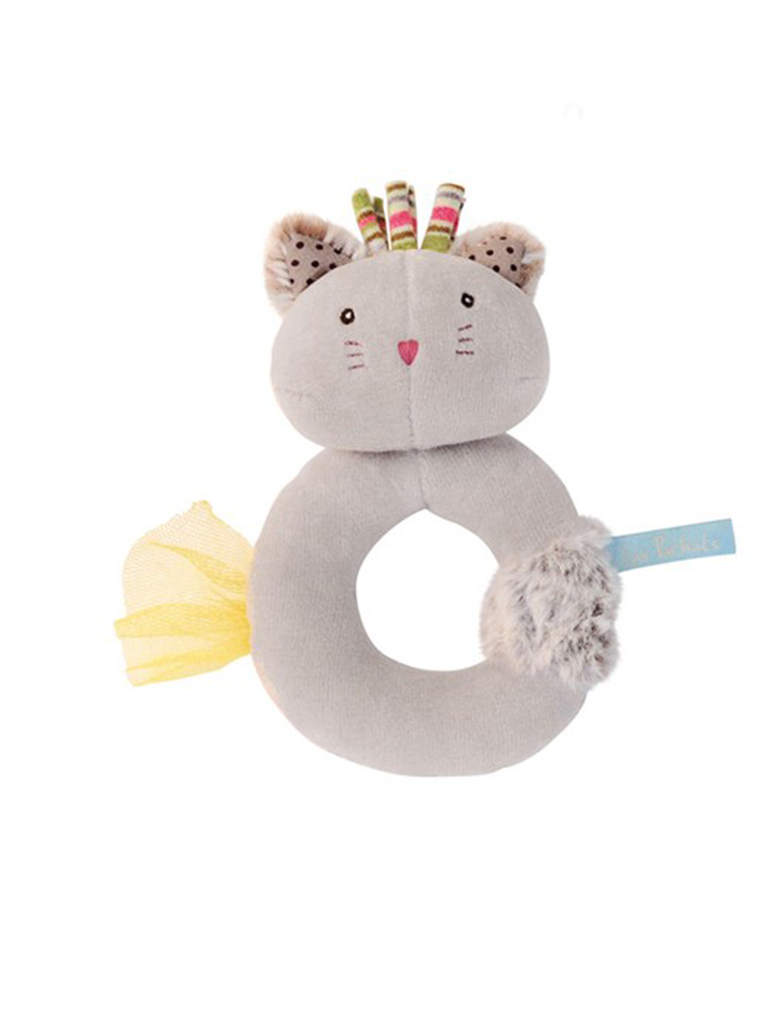 Les Pachat Ring Rattle