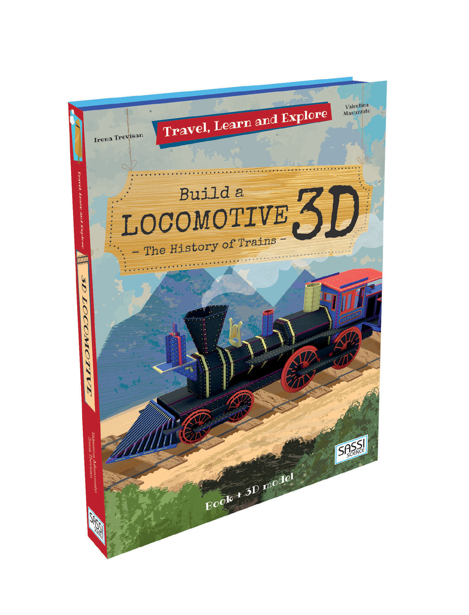Build a Locomotive