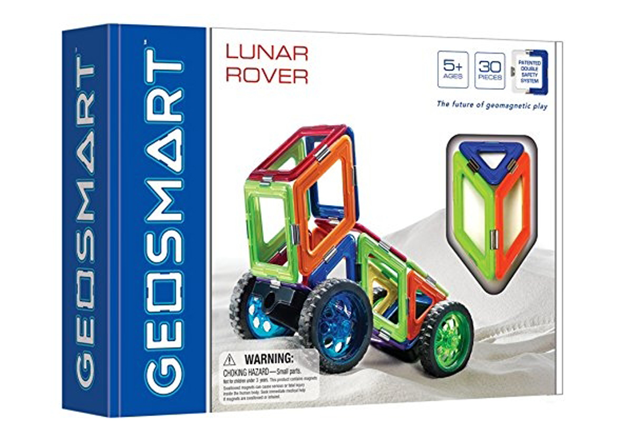 Lunar Rovar Construction Set