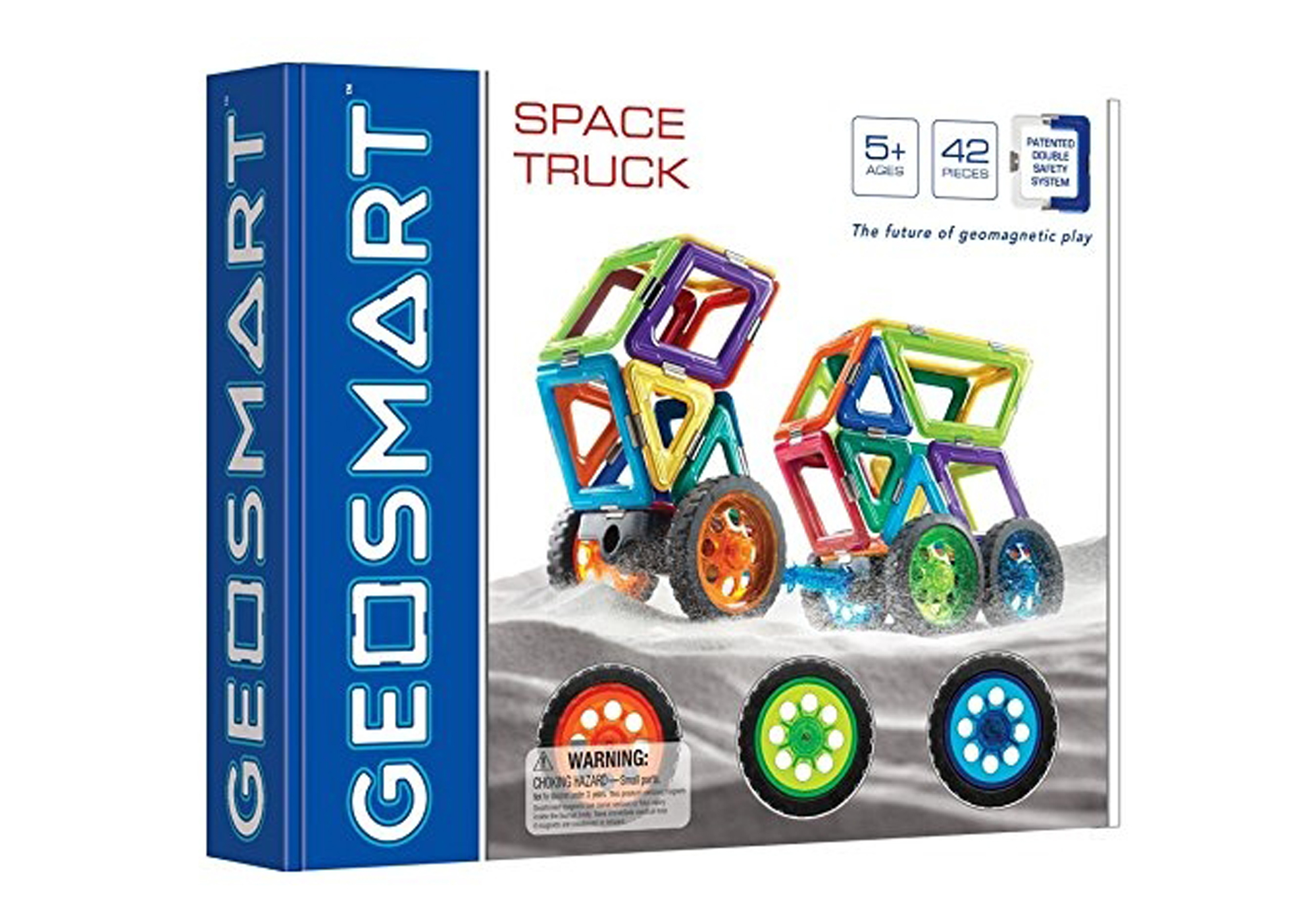 Space Truck Construction set