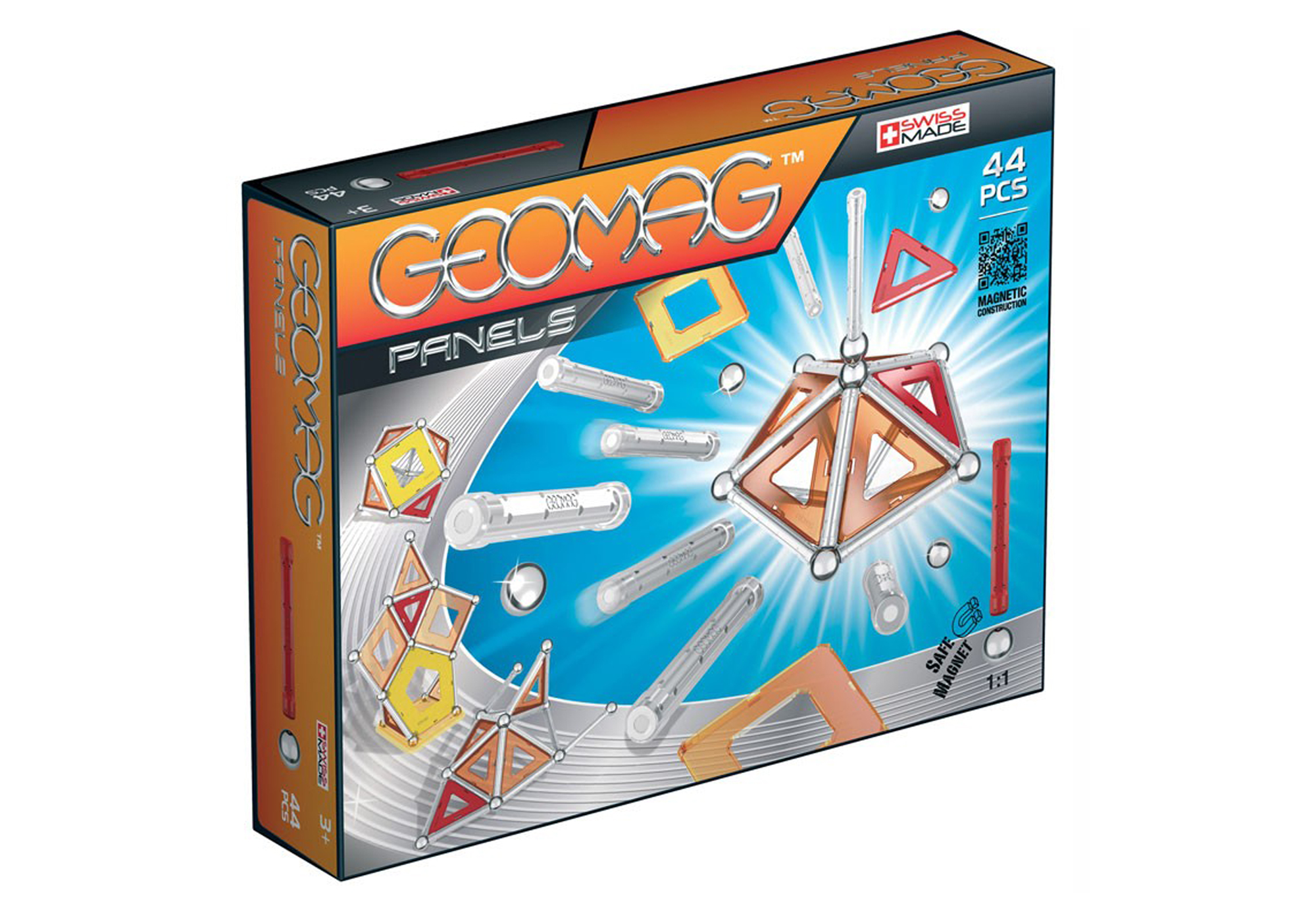 Geomag Magnetic Panels 44pcs