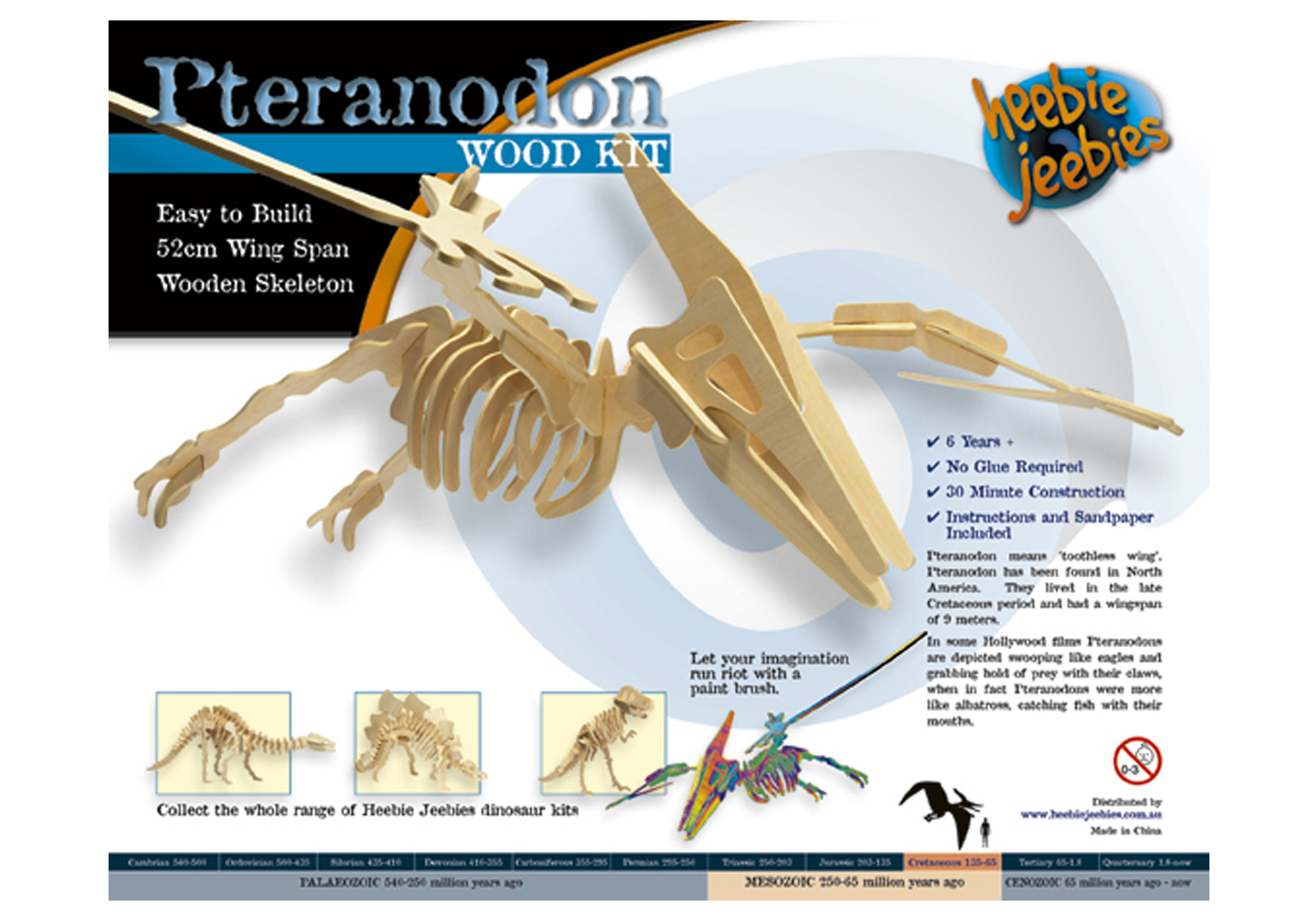 Dino Kit Pterandon