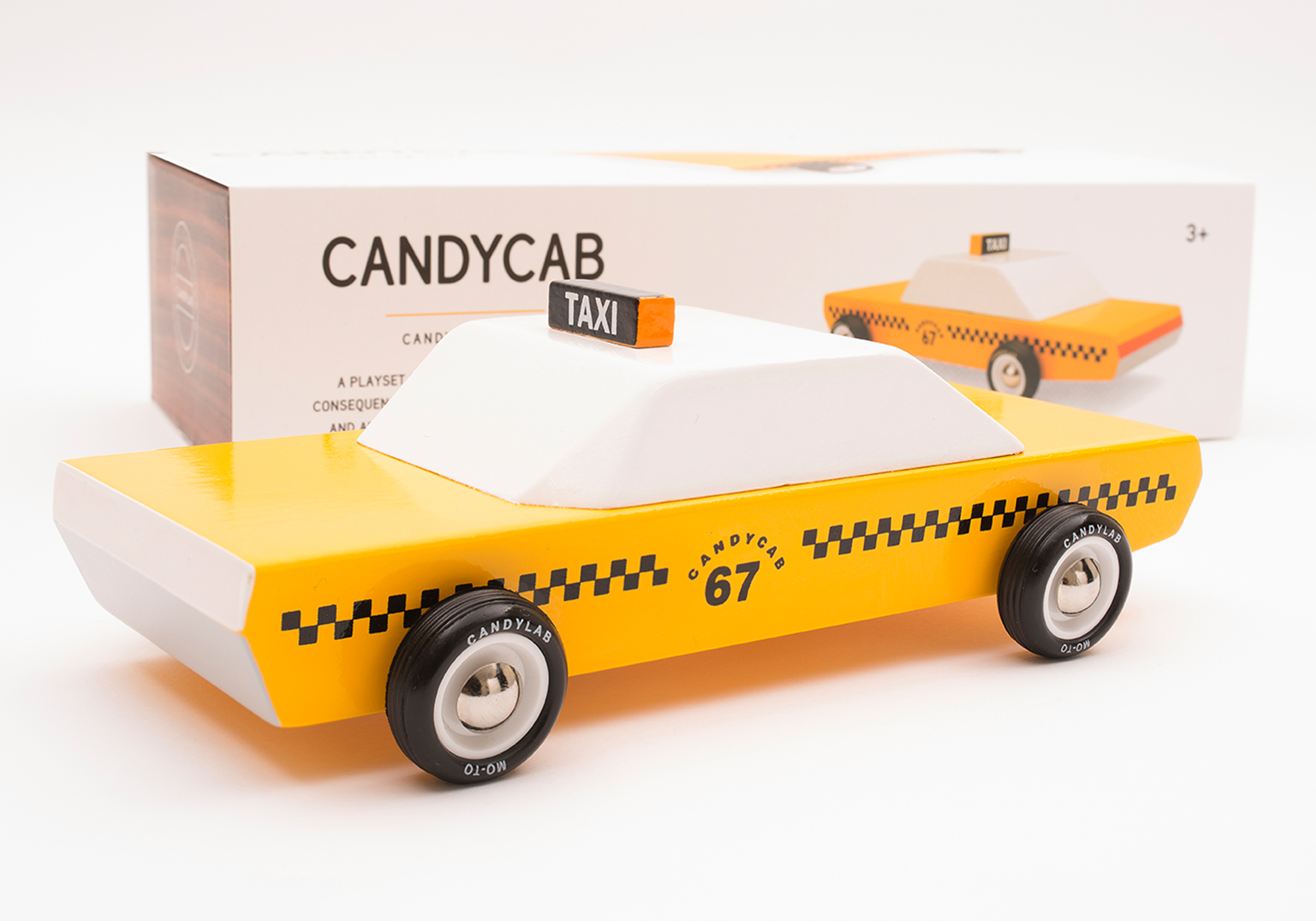 A Candy lab CandyCab