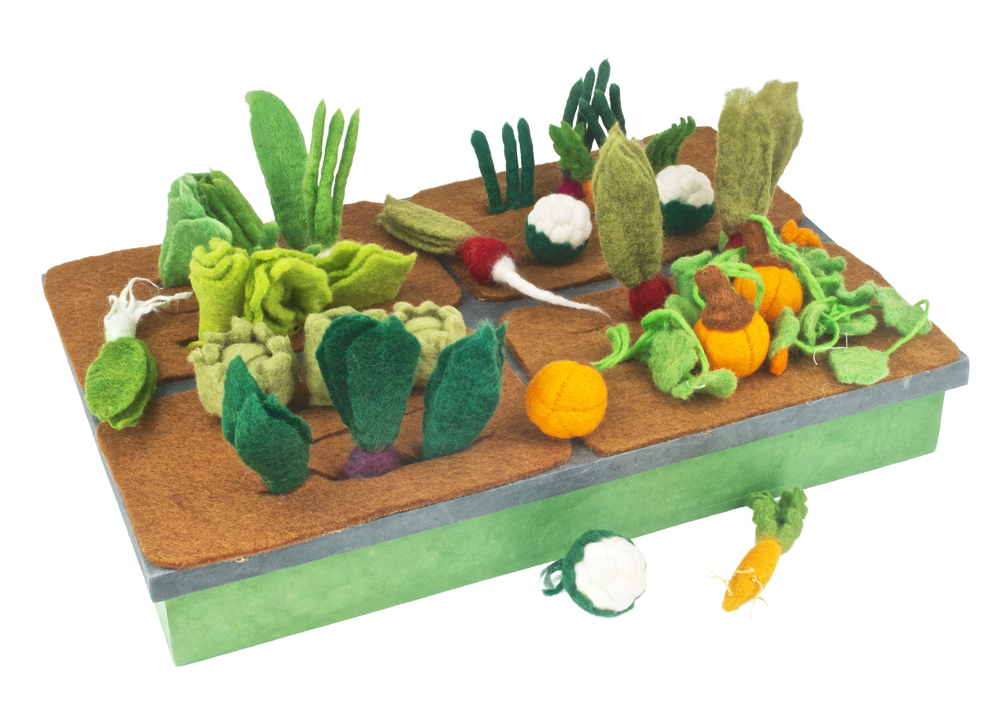Grow Your Own Felt Garden