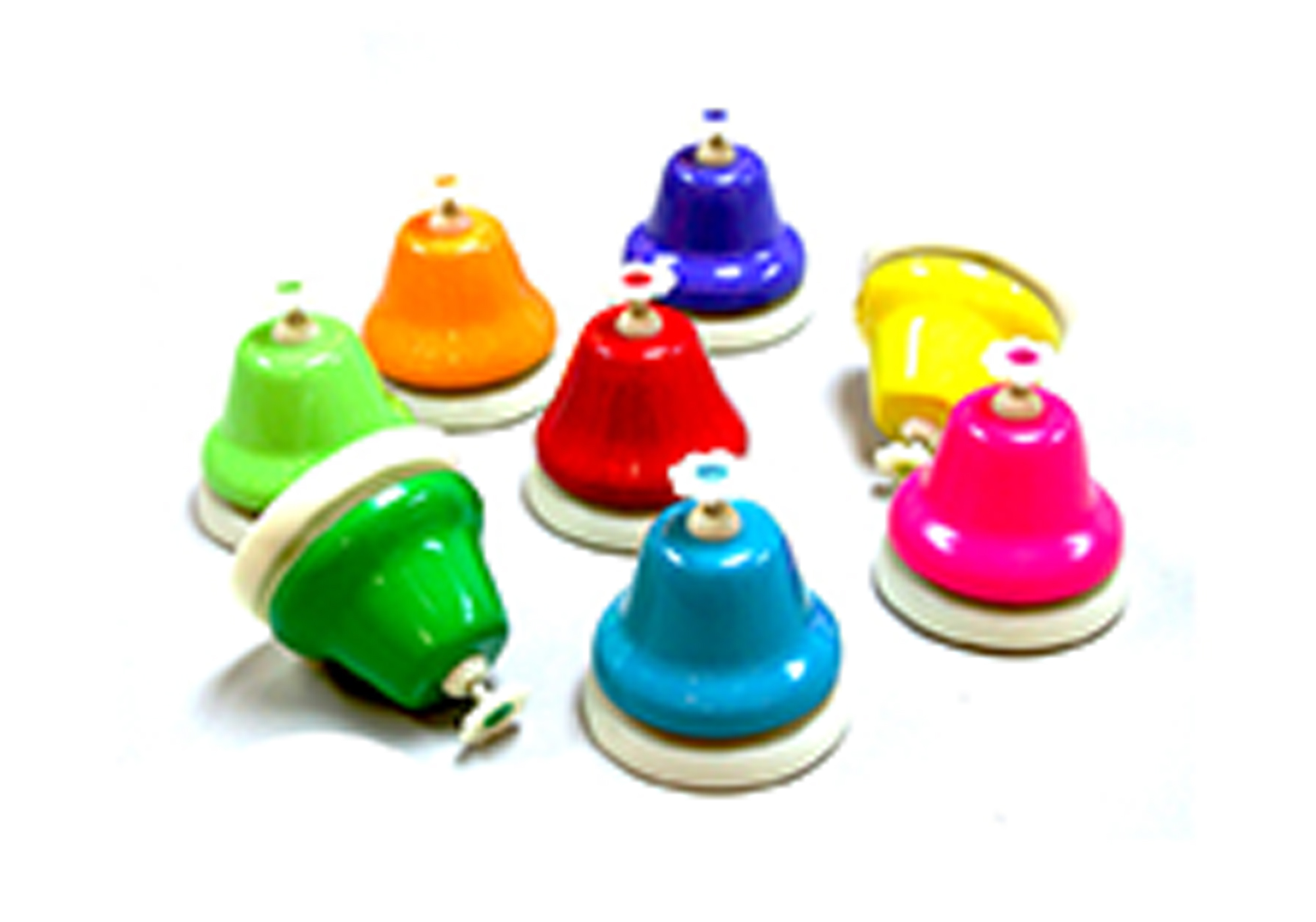 Rainbow Musical Desk Pat Bells