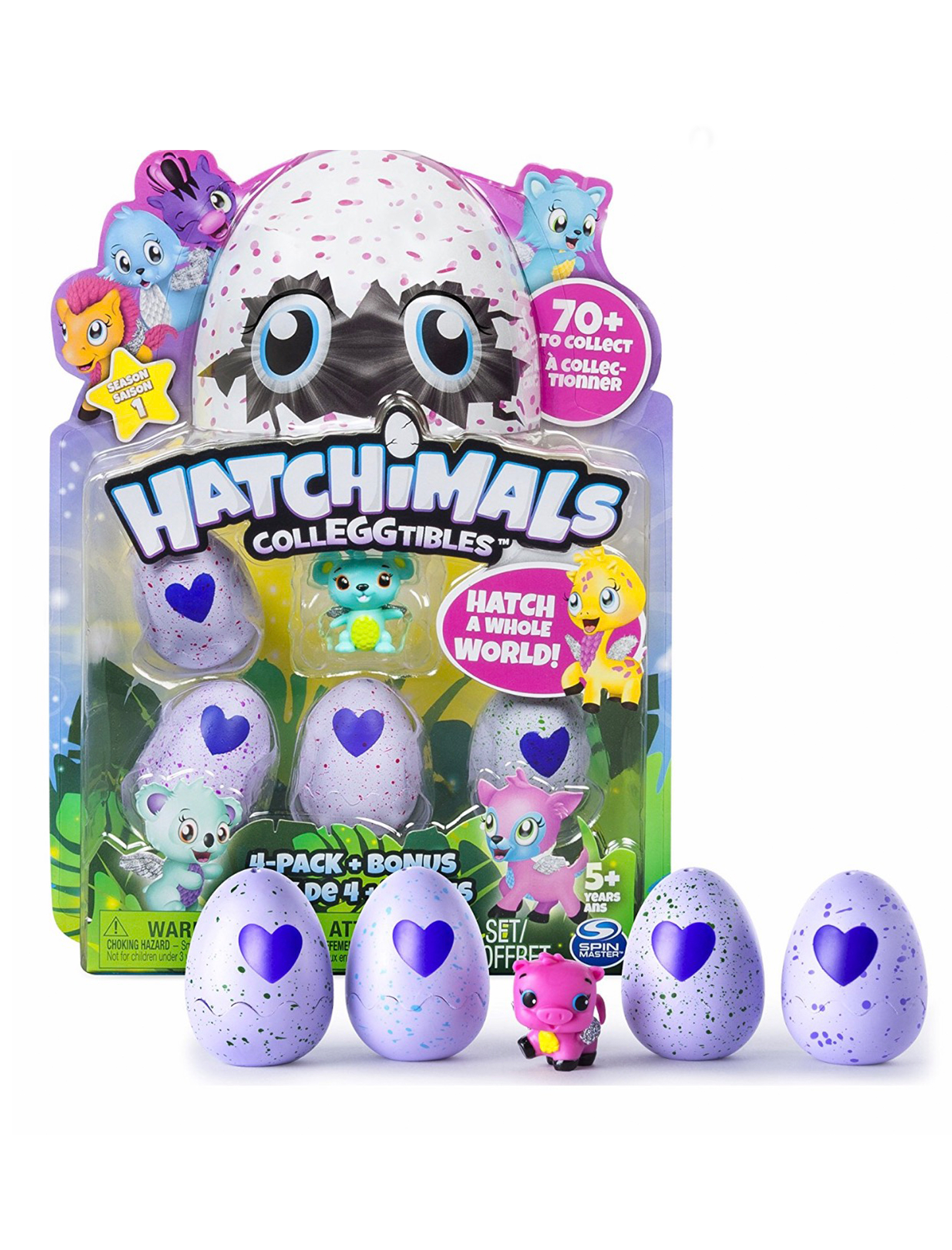 Hatchimals Pk5