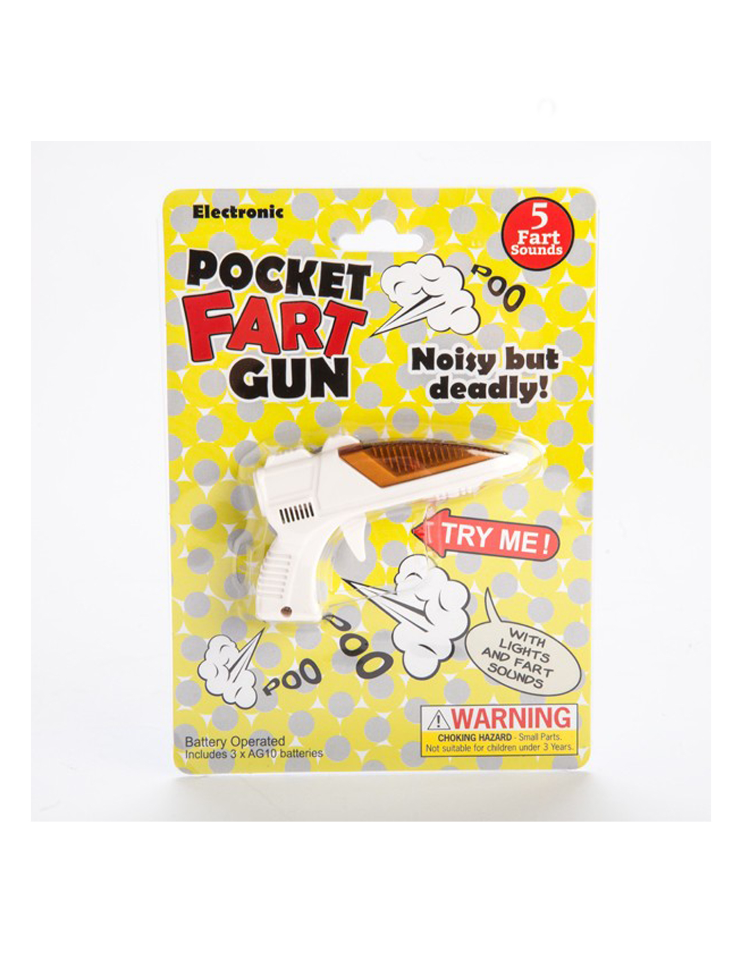 Pocket Fart Gun