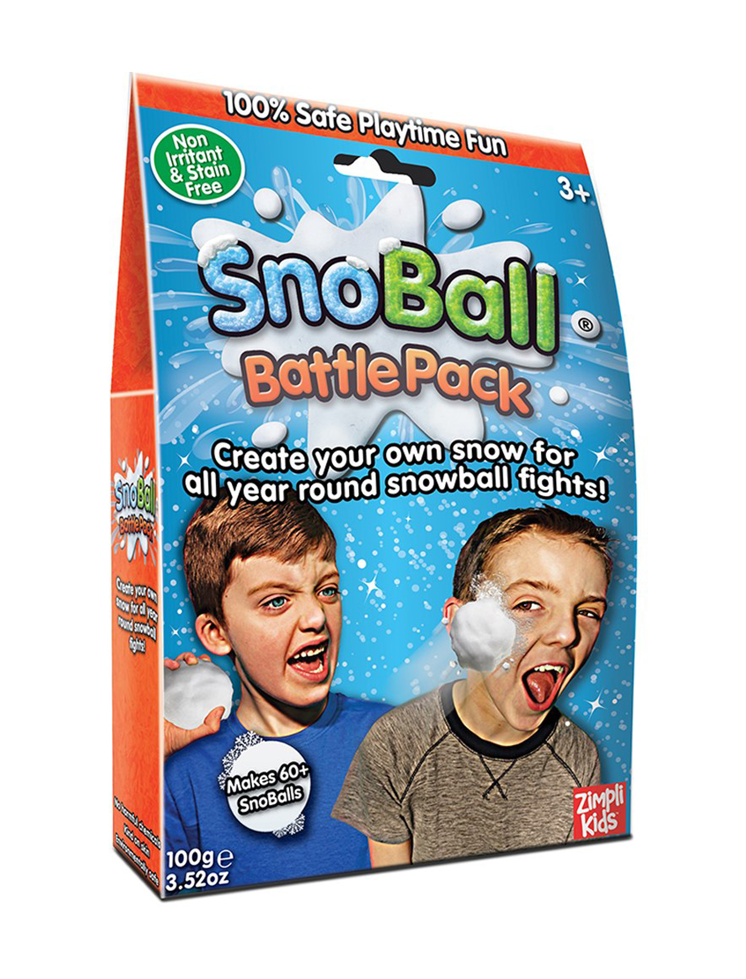 SnoBall Battle pack