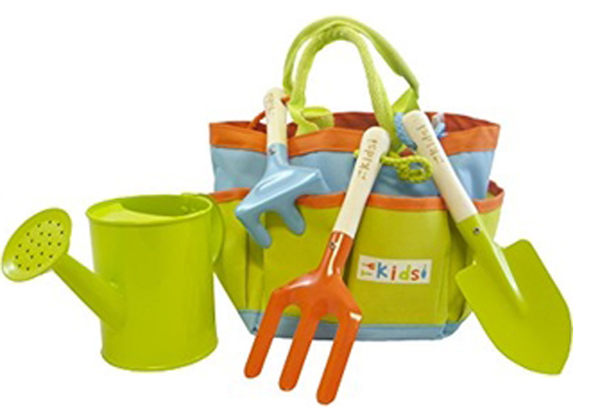 Kids Tool Bag with Watering can