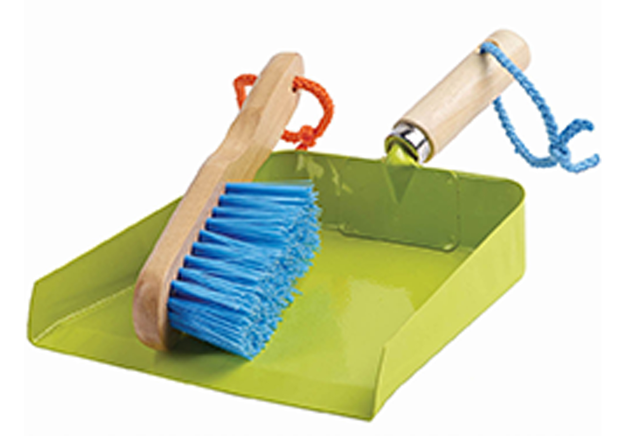 Kids Dust Pan and Broom Set
