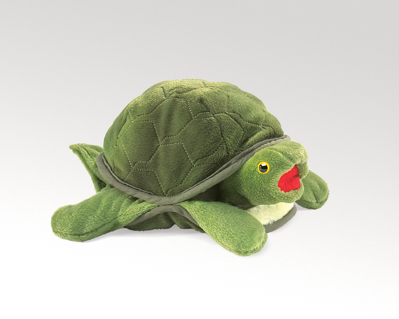 Sea Turtle Baby Puppet